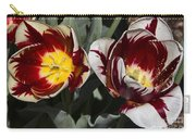Tulips At Dallas Arboretum V92 Carry-all Pouch