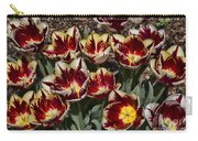 Tulips At Dallas Arboretum V93 Carry-all Pouch