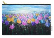 Tulips At Sunrise Carry-all Pouch