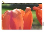 Tulips Backlit 2 Carry-all Pouch