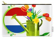 Tulips Eco Carry-all Pouch