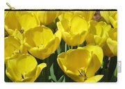 Tulips - Field With Love 18 Carry-all Pouch