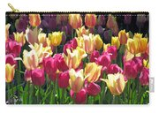 Tulips - Field With Love 35 Carry-all Pouch