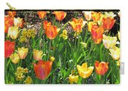 Tulips - Field With Love 41 Carry-all Pouch