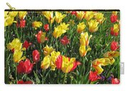 Tulips - Field With Love 49 Carry-all Pouch