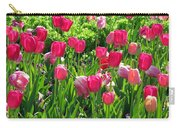 Tulips - Field With Love 54 Carry-all Pouch