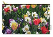 Tulips - Field With Love 58 Carry-all Pouch