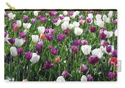 Tulips - Field With Love 60 Carry-all Pouch
