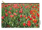 Tulips - Field With Love 61 Carry-all Pouch