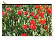 Tulips - Field With Love 62 Carry-all Pouch