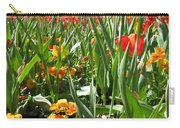Tulips - Field With Love 64 Carry-all Pouch