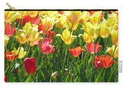 Tulips - Field With Love 65 Carry-all Pouch