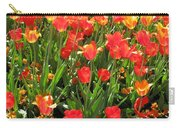 Tulips - Field With Love 68 Carry-all Pouch