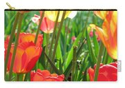 Tulips - Field With Love 69 Carry-all Pouch