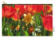 Tulips - Field With Love 71 Carry-all Pouch