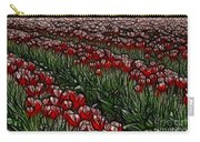 Tulips Fields Are Forever Carry-all Pouch