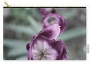 Tulips In A Garden Carry-all Pouch