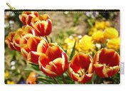Tulips In Japan Carry-all Pouch
