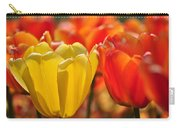 Tulips In The Midst Carry-all Pouch