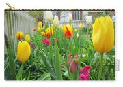 Tulips In Williamsburg Carry-all Pouch
