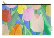 Tulips Multicolor Carry-all Pouch
