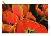 Tulips Of Fire Carry-all Pouch