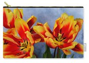 Tulips Radiance Carry-all Pouch
