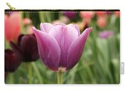 Tulips Welcome Spring Carry-all Pouch