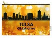 Tulsa Ok 3 Carry-all Pouch