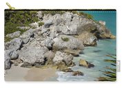 Tulum - Mayan Temple Carry-all Pouch