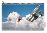 Tumult In The Clouds Carry-all Pouch