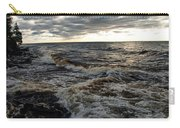 Tumultious Waters Carry-all Pouch
