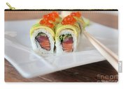 Tuna Sushi With Caviar  Carry-all Pouch