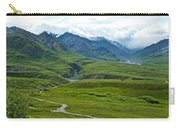Tundra View From Eielson Visitor's Center In Denali Np-ak  Carry-all Pouch
