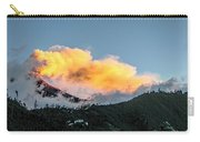 Tungurahua Blowing Off Steam Carry-all Pouch
