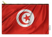 Tunisia Flag Carry-all Pouch