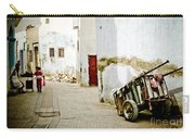 Tunisian Girl Carry-all Pouch by John Wadleigh