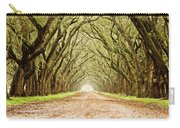Tunnel In The Trees Carry-all Pouch