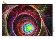 Tunnel Of Lights Carry-all Pouch