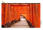 Tunnel Of Torii Gates, Fushimi Inari Carry-all Pouch