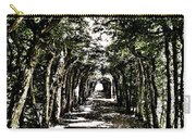 Tunnel Of Trees ... Carry-all Pouch