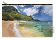 Tunnels Beach Bali Hai Point Carry-all Pouch