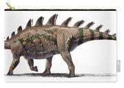 Tuojiangosaurus Multispinus Dinosaur Carry-all Pouch
