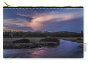 Tuolumne Meadows Sunset Carry-all Pouch