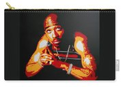 Tupac Pray For A Brighter Day Carry-all Pouch