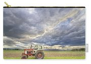 Turbo Tractor Country Evening Skies Carry-all Pouch by James BO  Insogna