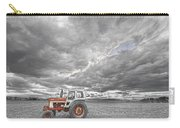 Turbo Tractor Superman Country Evening Skies Carry-all Pouch
