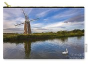 Turf Fen Drainage Mill Carry-all Pouch