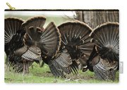 Turkey Butt Strut Carry-all Pouch
