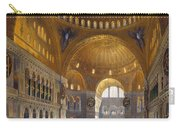 Turkey: Hagia Sopia, 1852 Carry-all Pouch by Granger